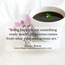 Beinghappy